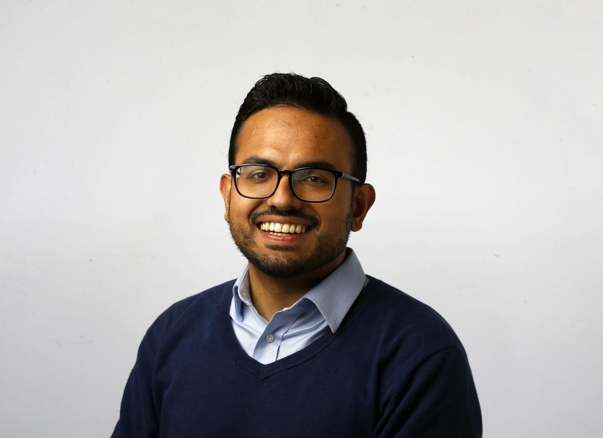 Salaam Bhatti Headshot