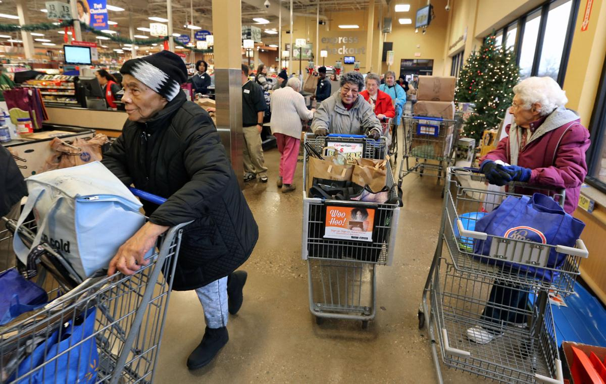 Kroger Eliminating Senior Citizen Discount At Virginia