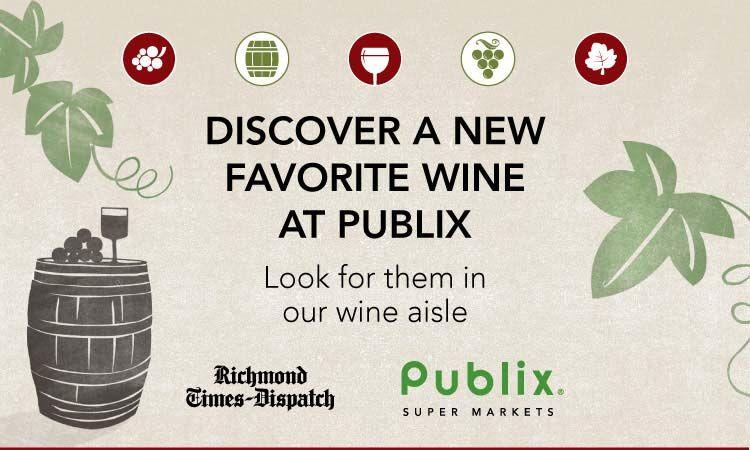 Publix Celebrates Wine Month