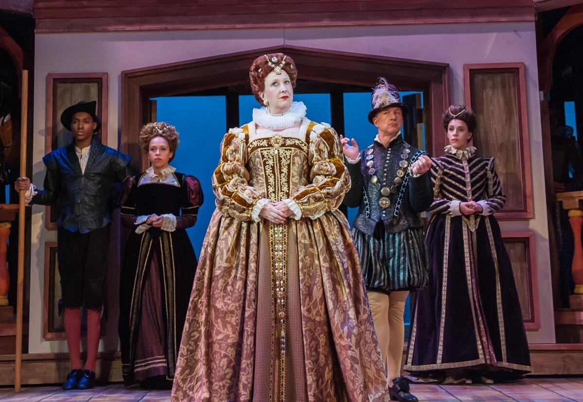 Theater Review Virginia Rep S Shakespeare In Love Re Creates The Fun Of Celebrated Film Art Museums Richmond Com