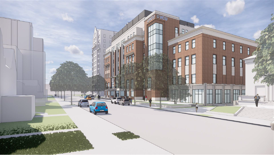 VCU STEM Rendering 2