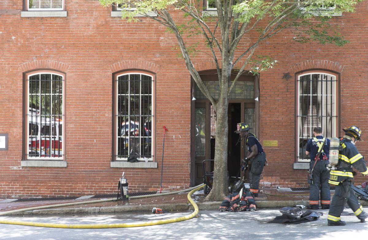 Fire at Tobacco Company restaurant