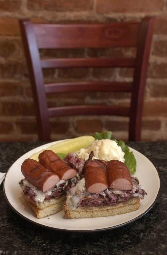Richmond's Very Own Sandwich