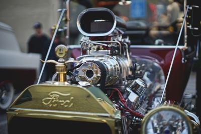 T Bucket roadster 1