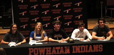 Powhatan Signing