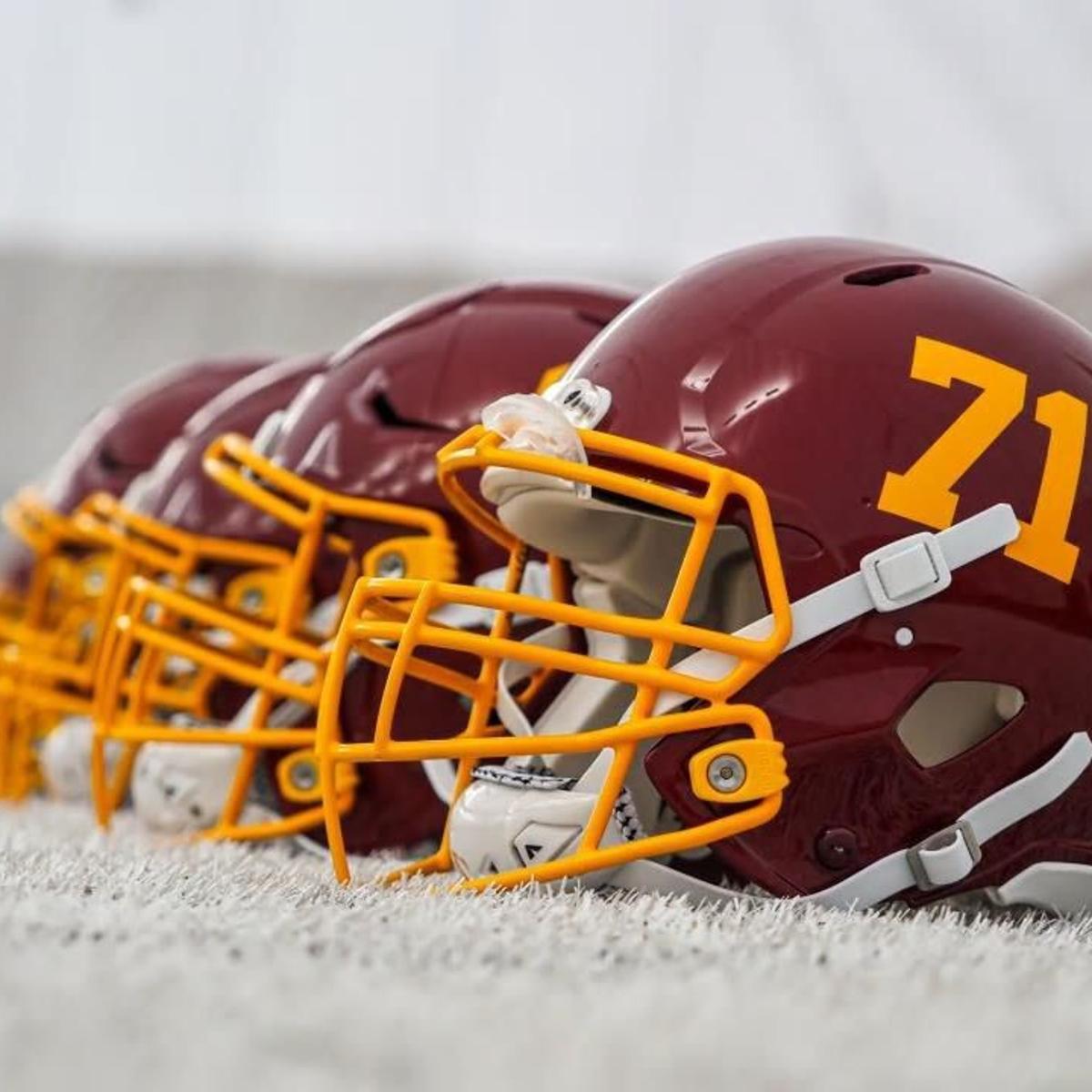 New Helmets New Attitude As Rebranded Washington Football Team Takes The Field Professional Sports Richmond Com