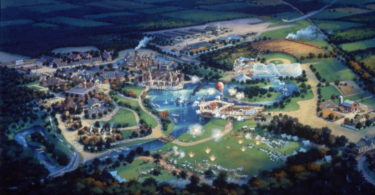 Disney's lost 'America': History derailed Virginia theme park 25 years ago  | Discover Richmond | richmond.com
