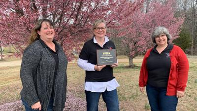 Powhatan STEM program, teacher recognized at international conference