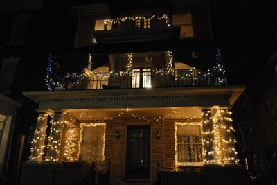 Tacky Lights on Monument Avenue 2013