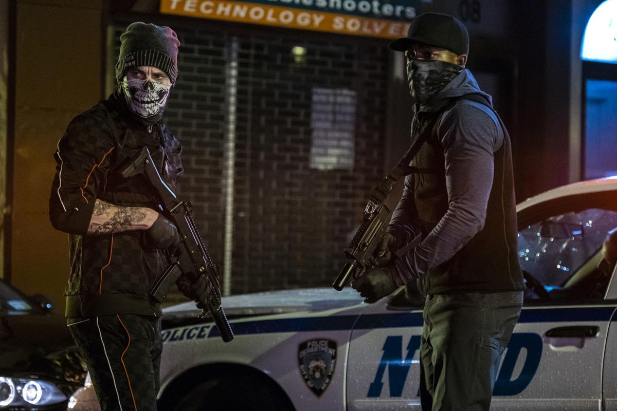 Movie Review In 21 Bridges A Police Manhunt Plays Out Within Predictable Parameters Entertainment Richmond Com