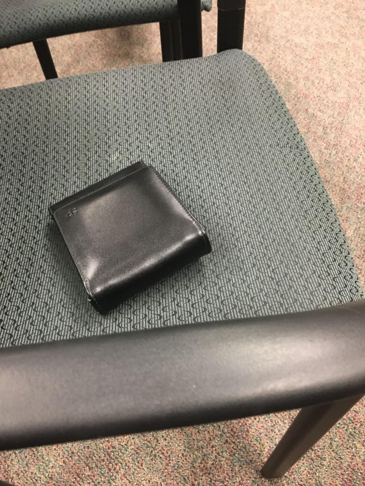 Gun case at GAB