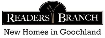 Readers Branch: New Homes in Goochland 02 sign