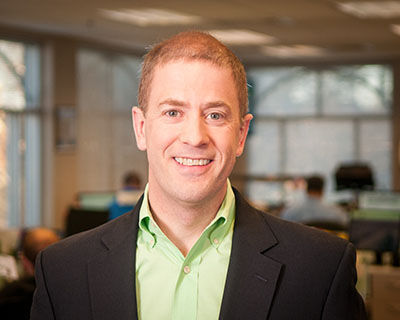 Andrew Rose is CEO of Henrico County-based Compare.com