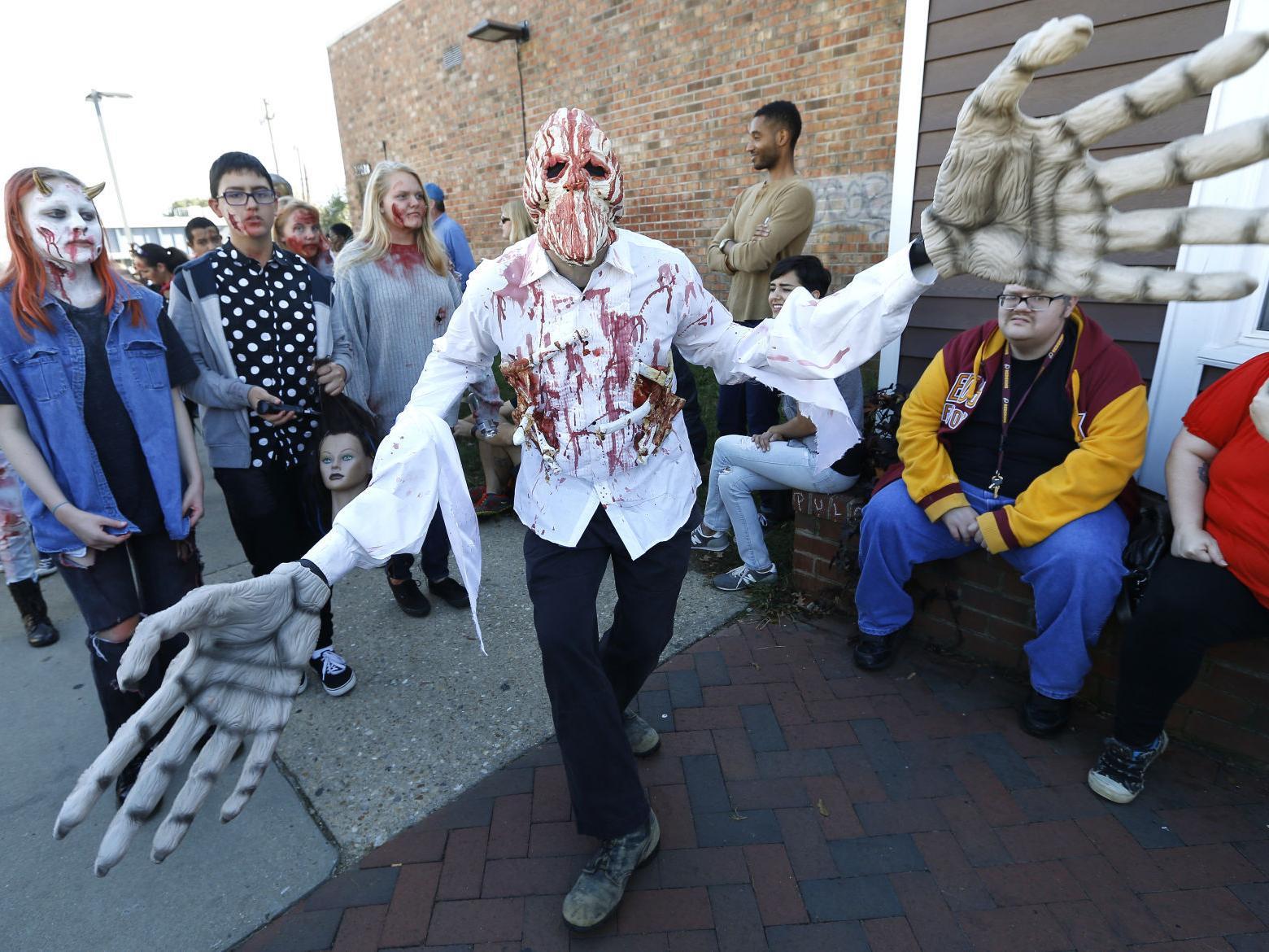 Poe Museum Halloween Events 2020 Richmond Va Halloween events fill the Richmond area calendar for Oct. 22 28