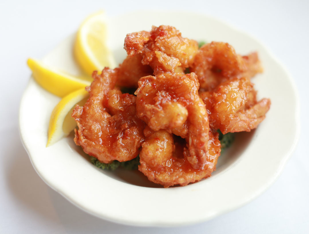 Dining Out at Southern Kitchen: Mouth of the South Shrimp