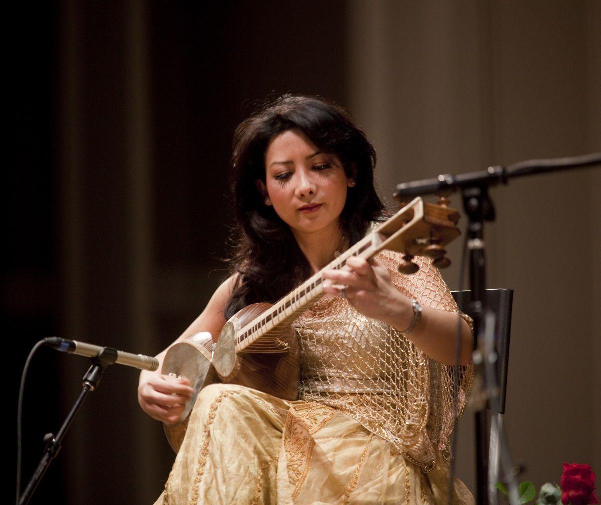 FOLK FEATURE: Sahba Motallebi, Master of the Persian Tar