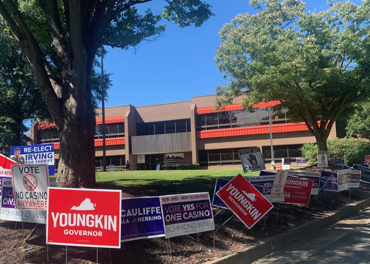 Richmond's election office