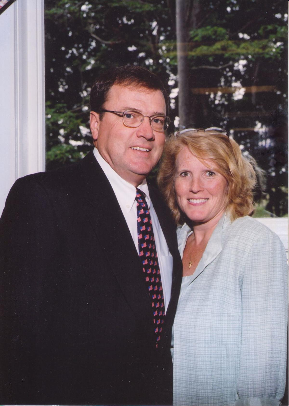 Jane w Mike, 2005.jpg