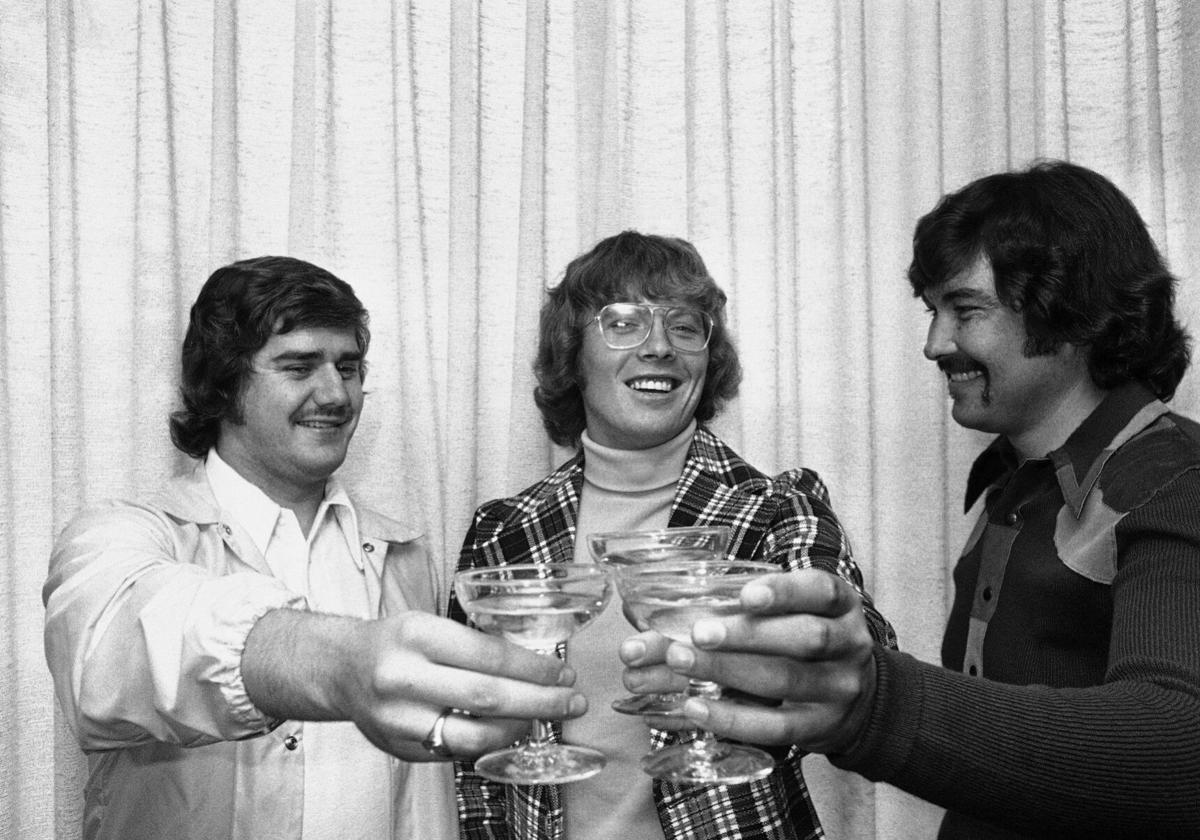 Flyers Toast 1973