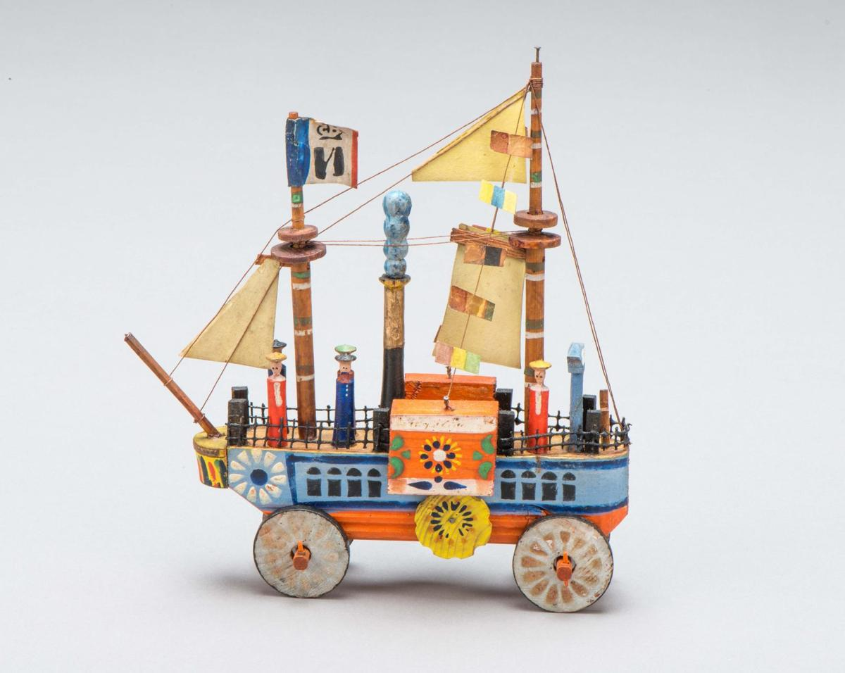 Williamsburg Toy Exhibit Explores A Time When Germany Was The Toy