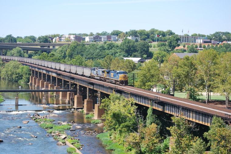 Reasons Richmond Should Love the CSX Railroad Viaduct