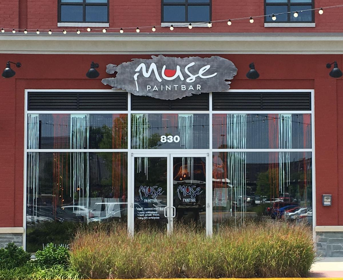 Muse Paintbar at Willow Lawn