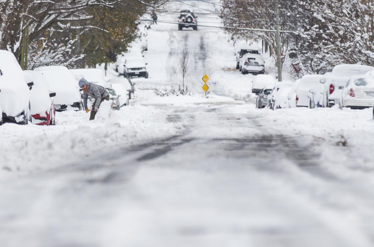 UPDATED MAPS: Richmond's snowstorm was one for the books
