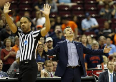 Tony Bennett on road to Final Four