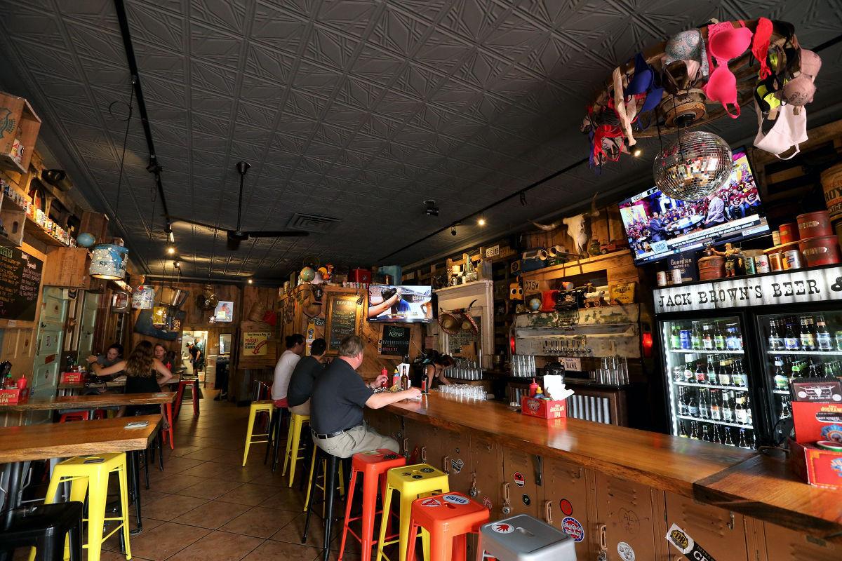 Beer and Burgers Jack Brownu0027s Beer u0026