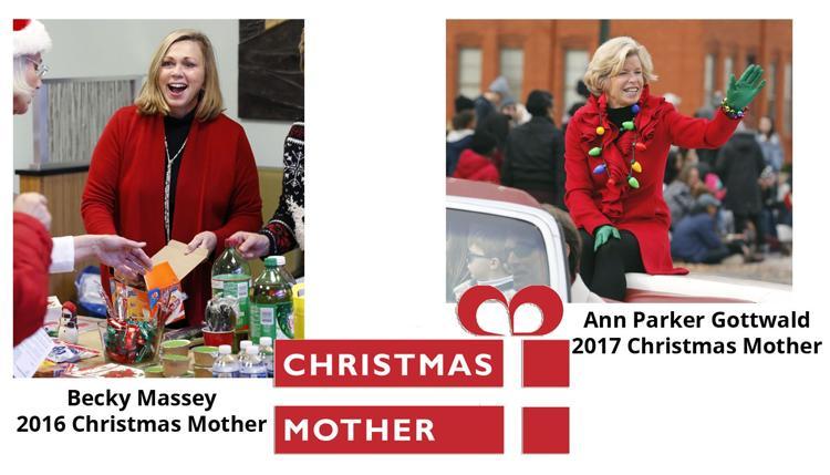 Richmond Times-Dispatch Christmas Mother