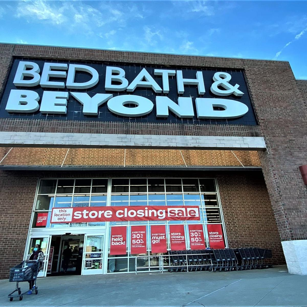 Bed Bath Beyond Closing 40 Plus Stores Nationwide Including One In Henrico Business News Richmond Com