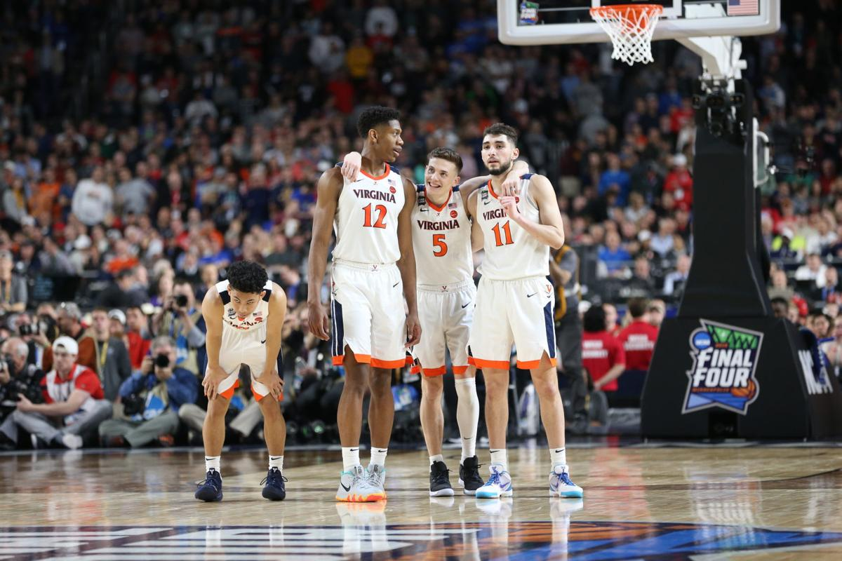 Thanks For Memories Andre >> Uva S De Andre Hunter Joins Ty Jerome In Declaring For The Nba Draft