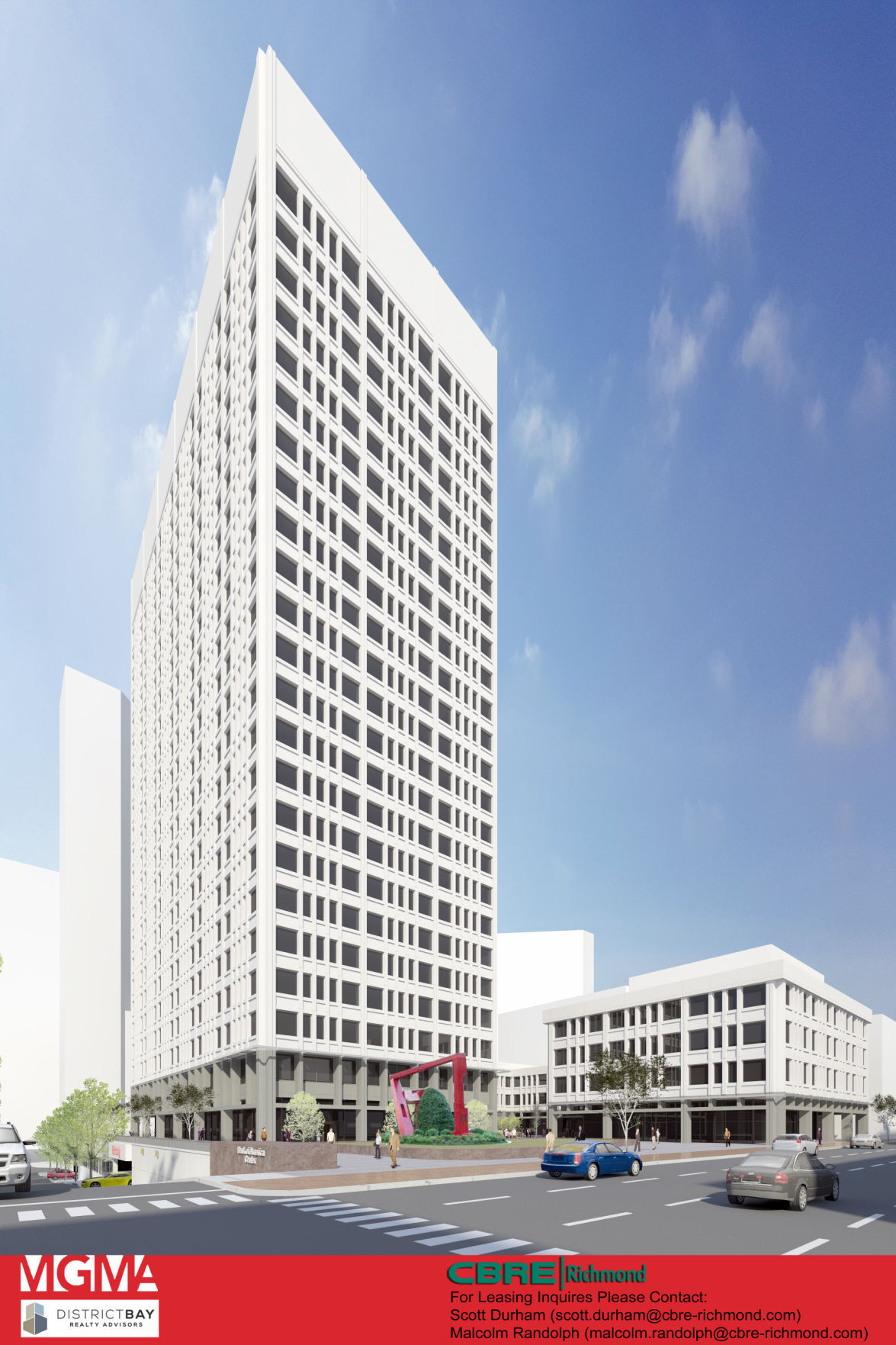Bank of america building downtown to get major facelift local richmond com