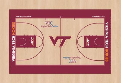 Virginia Tech Sells Naming Rights To Basketball Court At Cassell