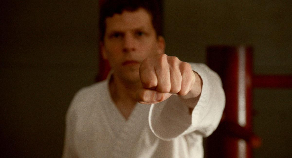 'The Art of Self-Defense' is a sour, fitfully funny comedy about toxic masculinity
