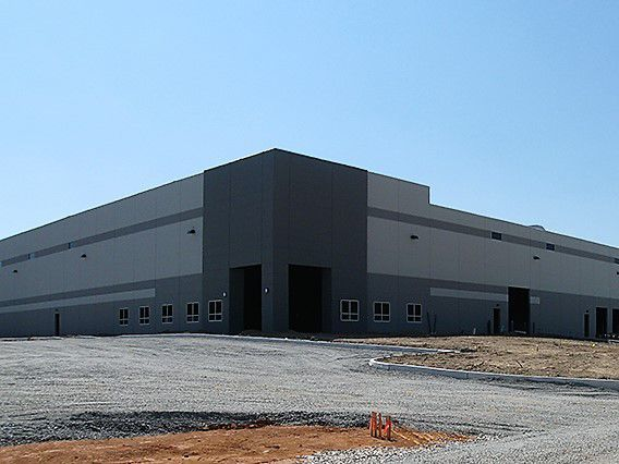 Four industrial warehouse buildings planned for eastern ...
