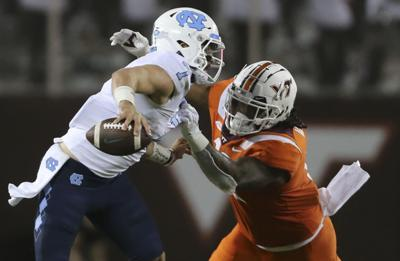 Newly ranked Virginia Tech doesn't want to give Middle Tennessee a meaningful milestone