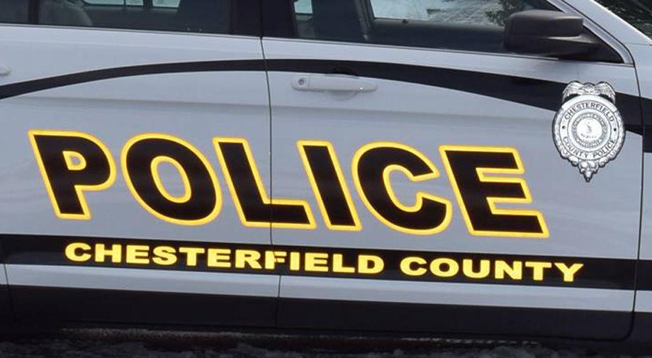 Chesterfield police car