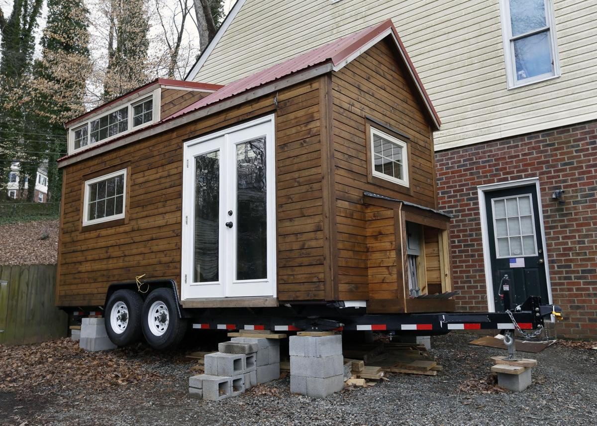 Richmond Area Tiny House To Be Appear On HGTVs Big Living