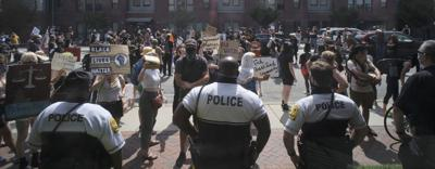 Police and Citizens