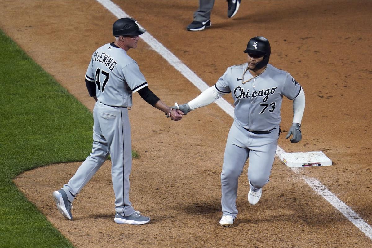 White Sox Twins Baseball