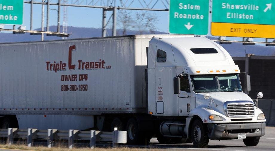 Virginia Tech Transportation Institute study: Can truckers