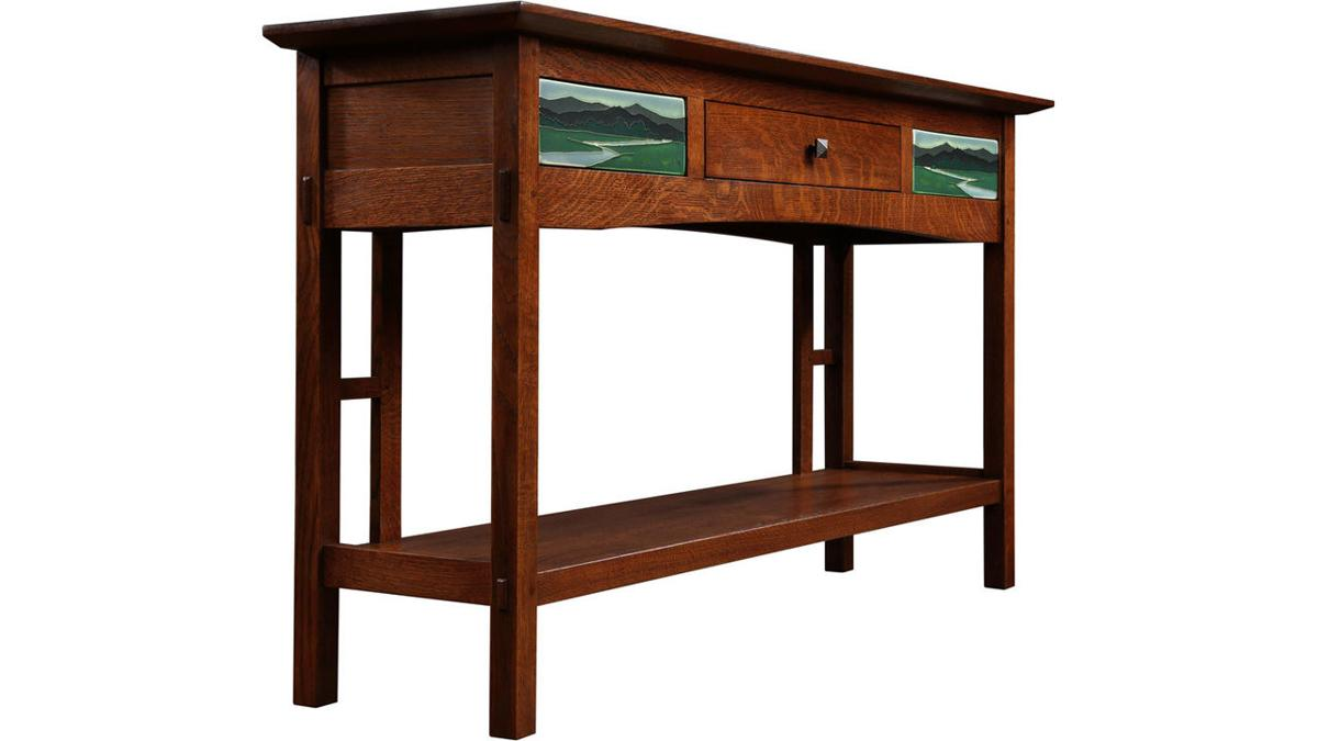 Stickley Collector Edition console