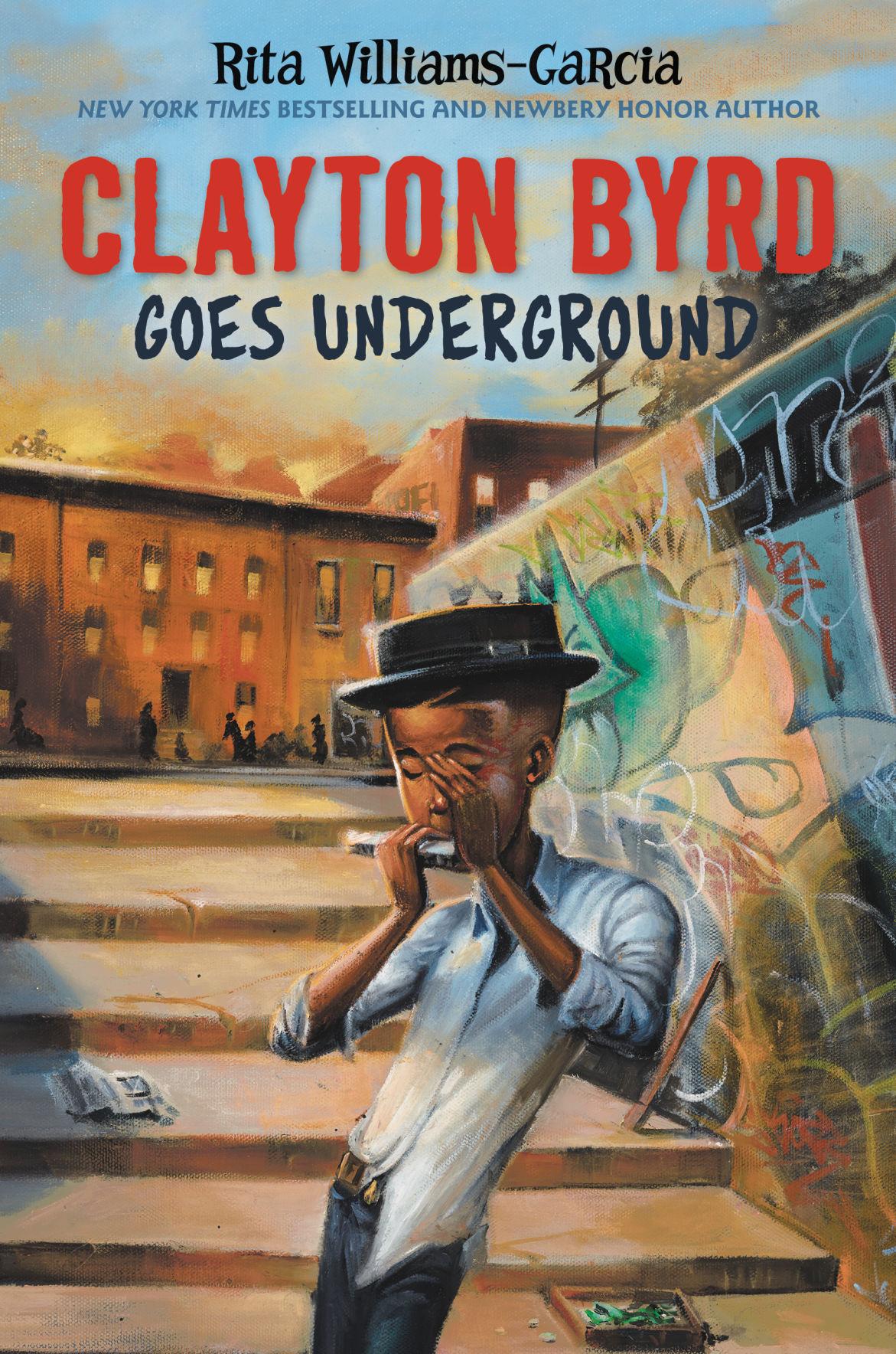 """20170618_flr_girls €�clayton Byrd Goes Underground"""" By Rita Williamsgarcia"""