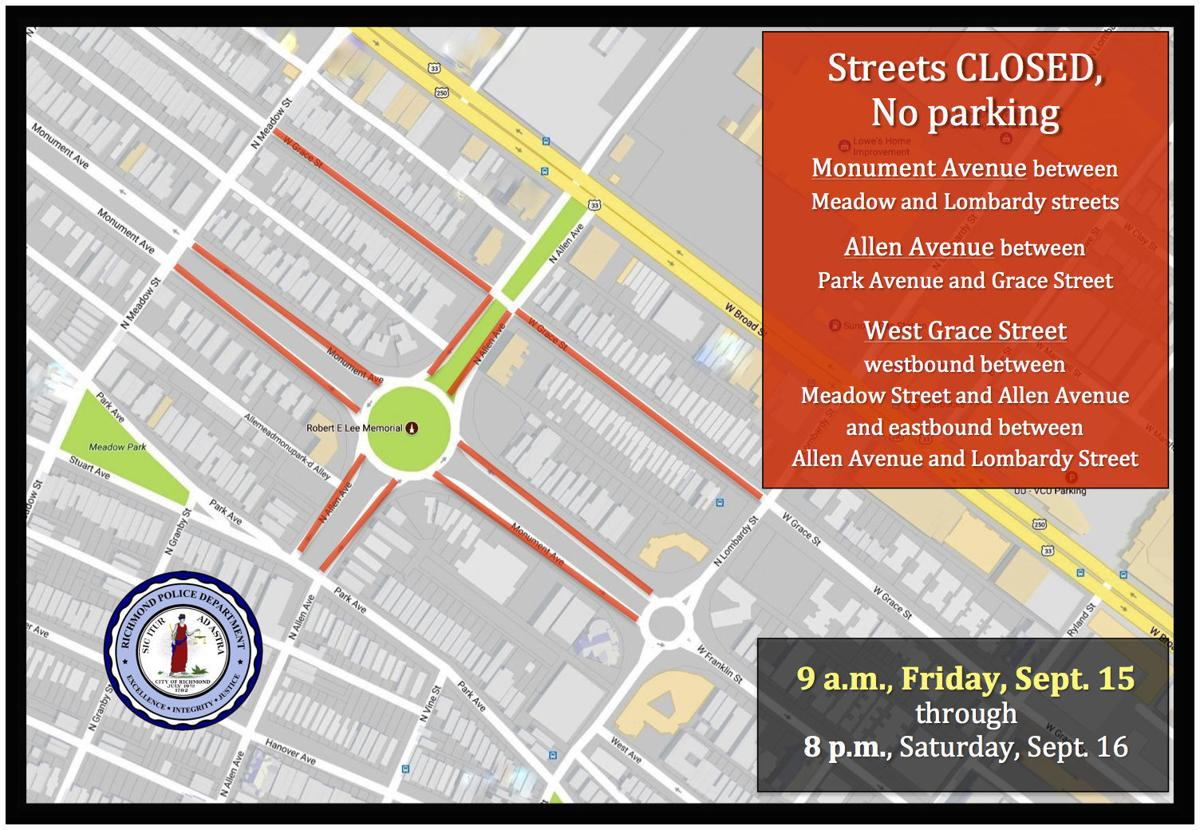 Street Closings