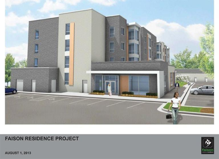 Faison complex to house young adults with autism