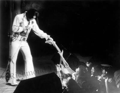 Elvis in Richmond, 1976