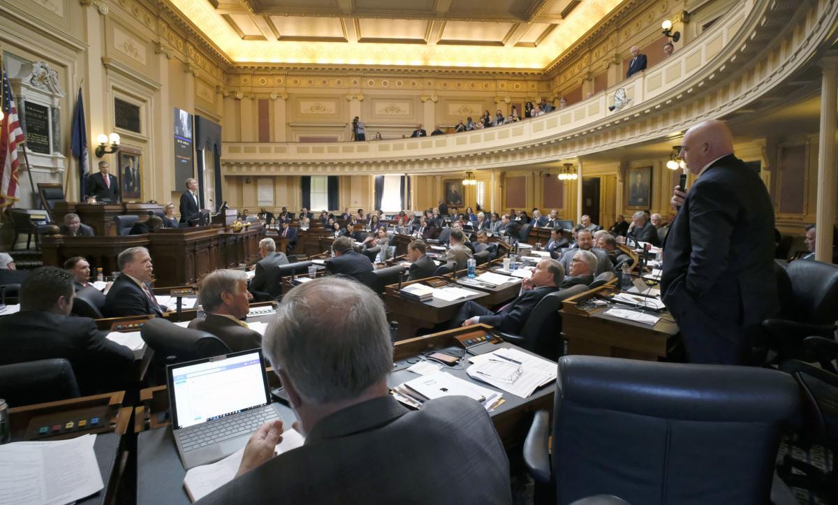Virginia lawmakers vote to scrap license suspensions for unpaid