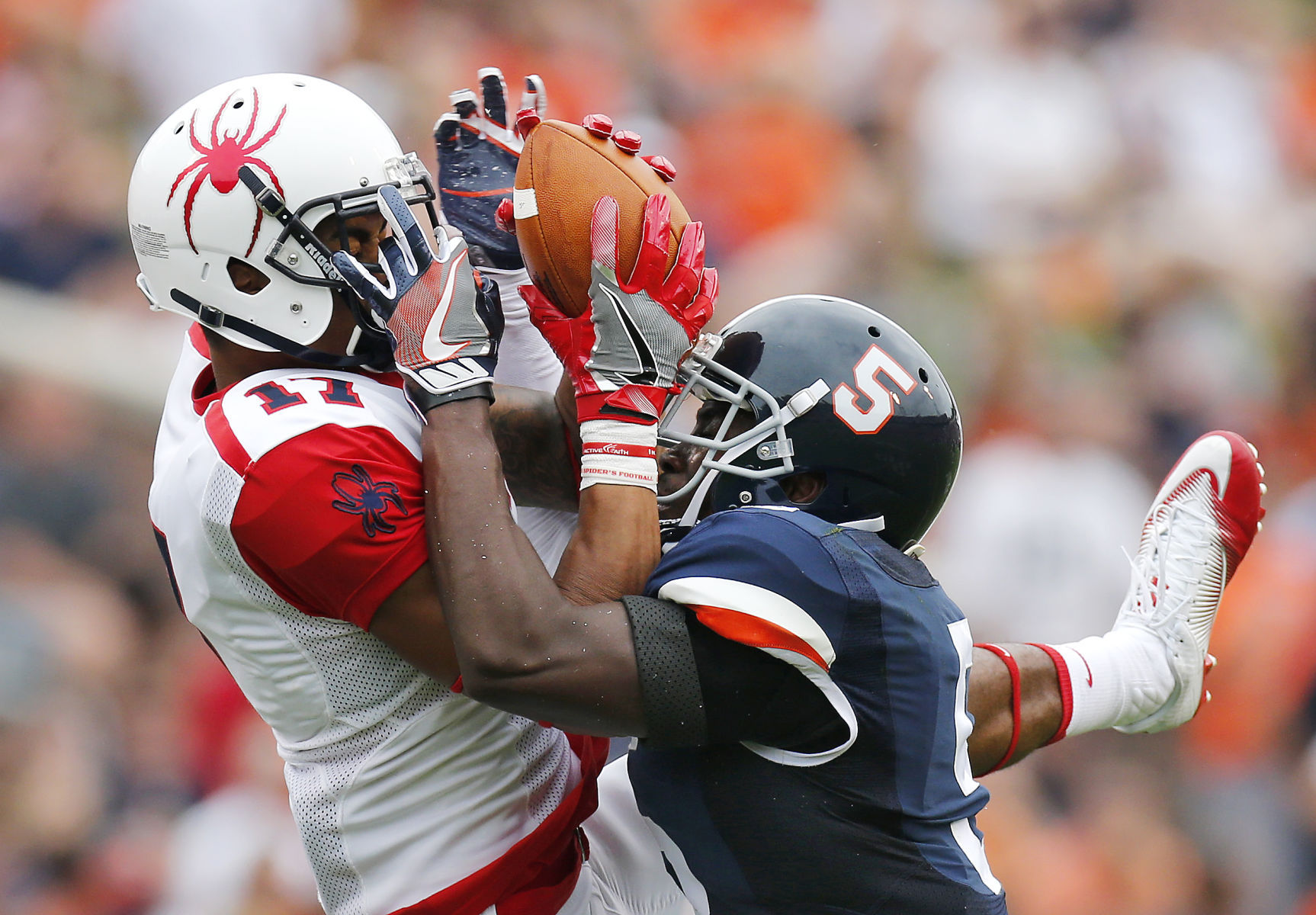 UVa CB Harris out for the season with wrist injury