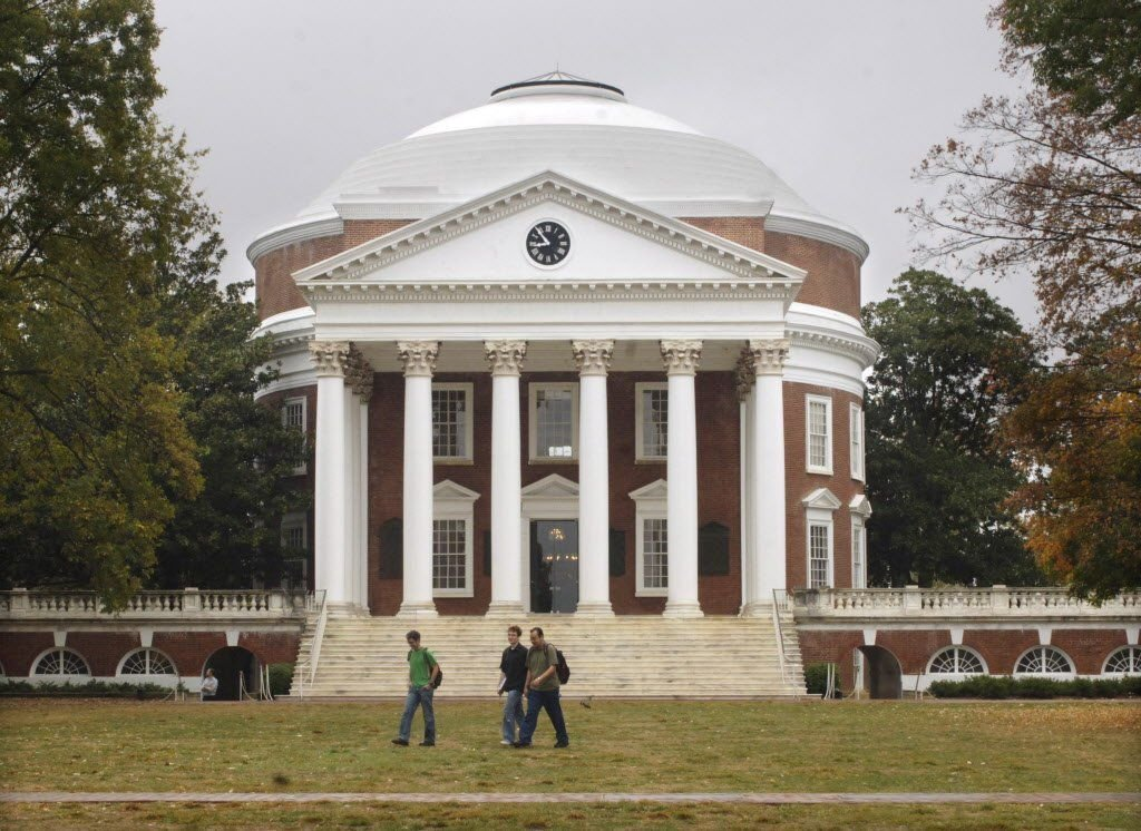 University Of Virginia Admissions >> Uva Disclosure Suggests Fundraising Might Have Compromised